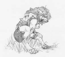 Beast Within by Maheylah