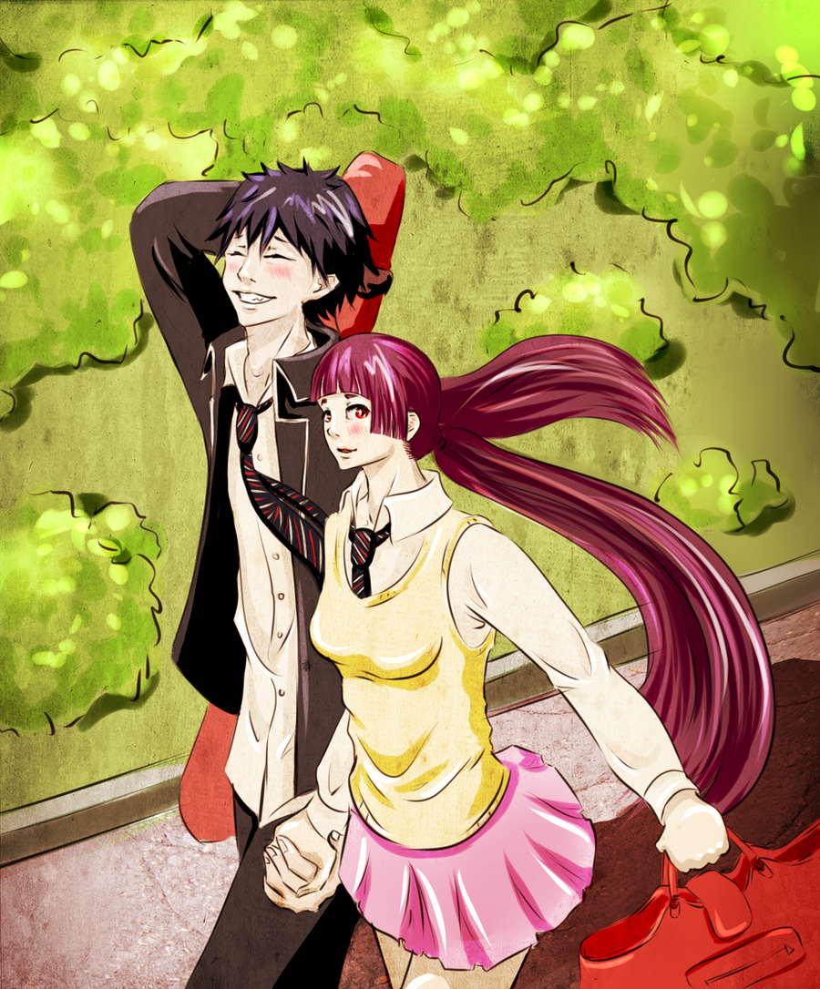 Rin X Izumo Related Keywords & Suggestions - Rin X Izumo