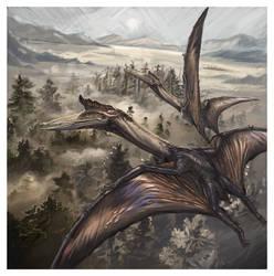 God of Whirlwind by KookaburraSurvivor