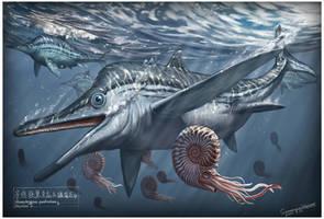 Prehistoric Diving Expert