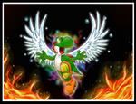 Dragon Yoshi 2
