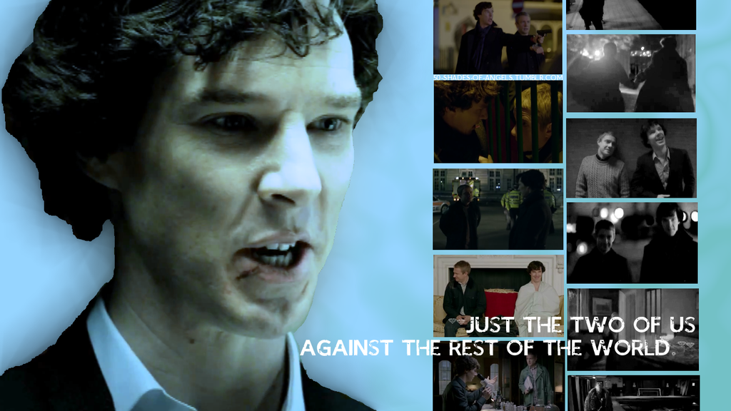 Sherlock   Series 3 Quote   Wallpaper (1366x768) By Taybug1997 ...
