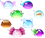 BLOBS 6 Adopts [Closed]