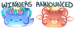 DTA BLOBS [Closed] by Wafkie