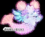Custom Mermaid Melibu for Dana-The-Cat