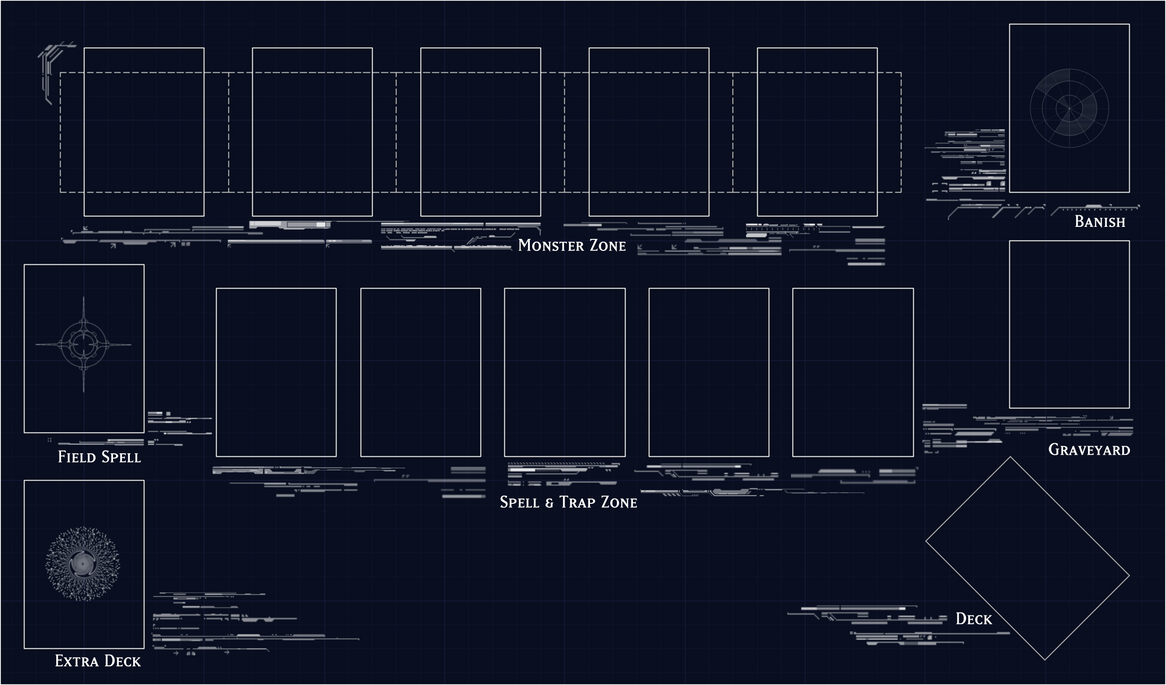 Nice Yugioh Custom Playmat Template Composition - Certificate Resume ...