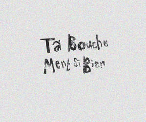 Ta Bouche Ment Si Bien by cornelia-black