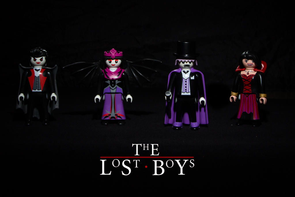 The Lost Boys by omaroman