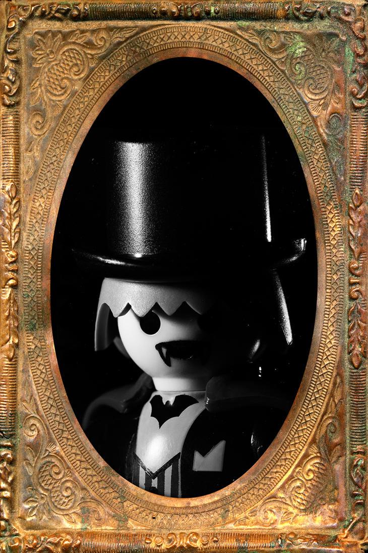 I am Dracula by omaroman