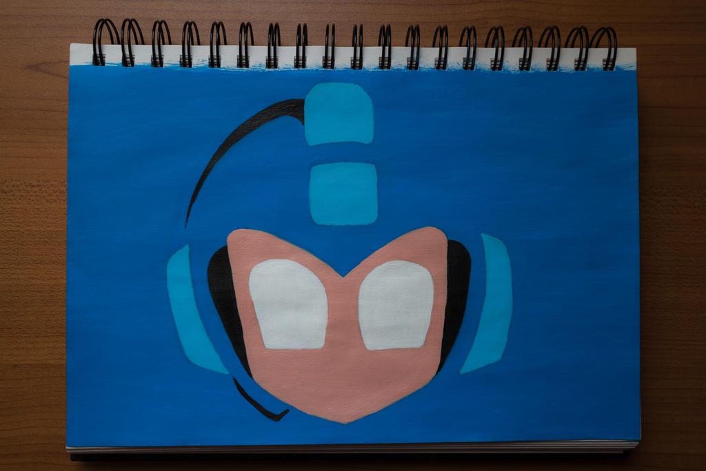 Megaman by omaroman