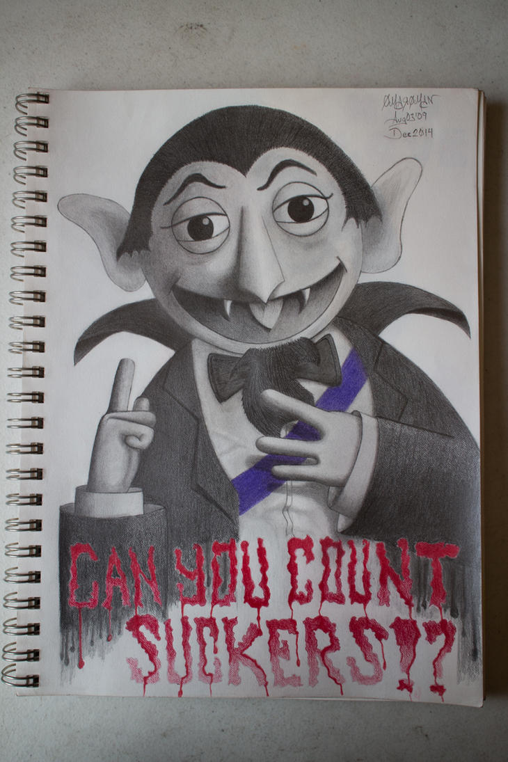 Th Count by omaroman