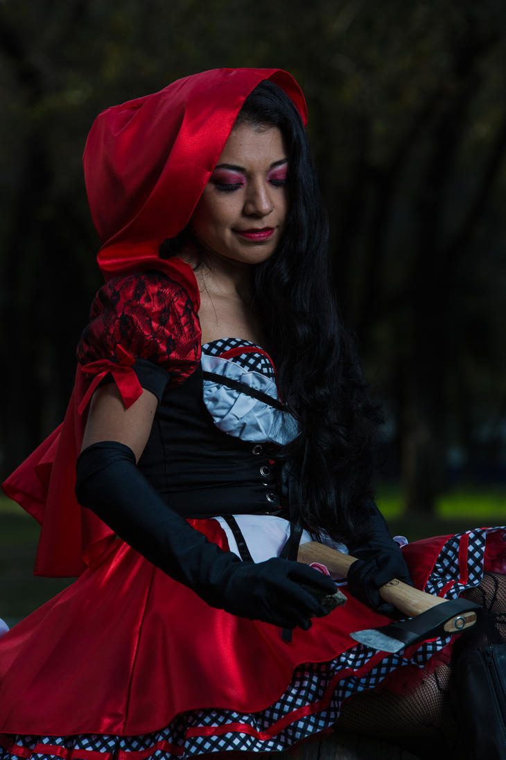 Evil Red Riding Hood (05) by omaroman