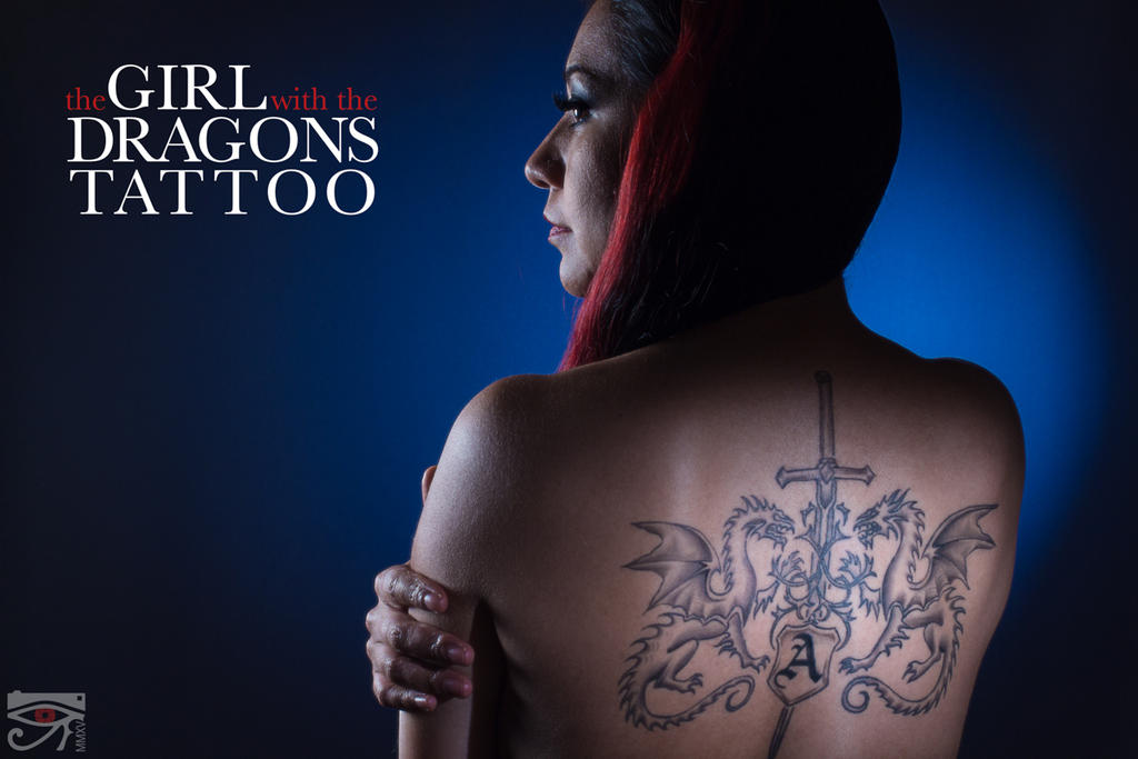 The girl with the dragons tattoo by omaroman