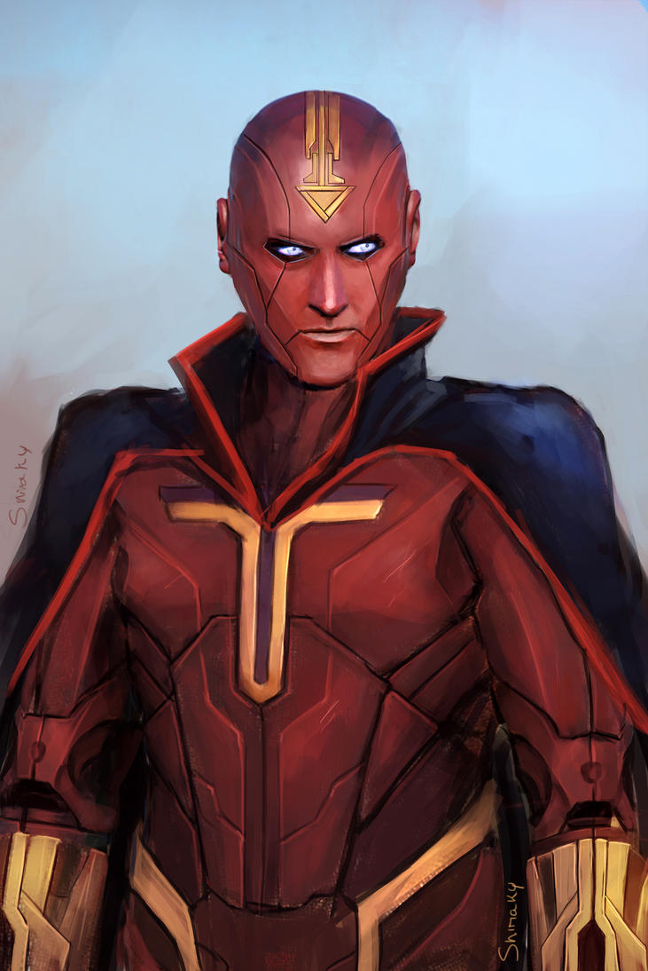 Red Tornado by Shiraky on DeviantArt