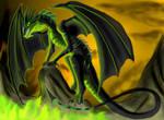 Raving Dark the Black Dragon