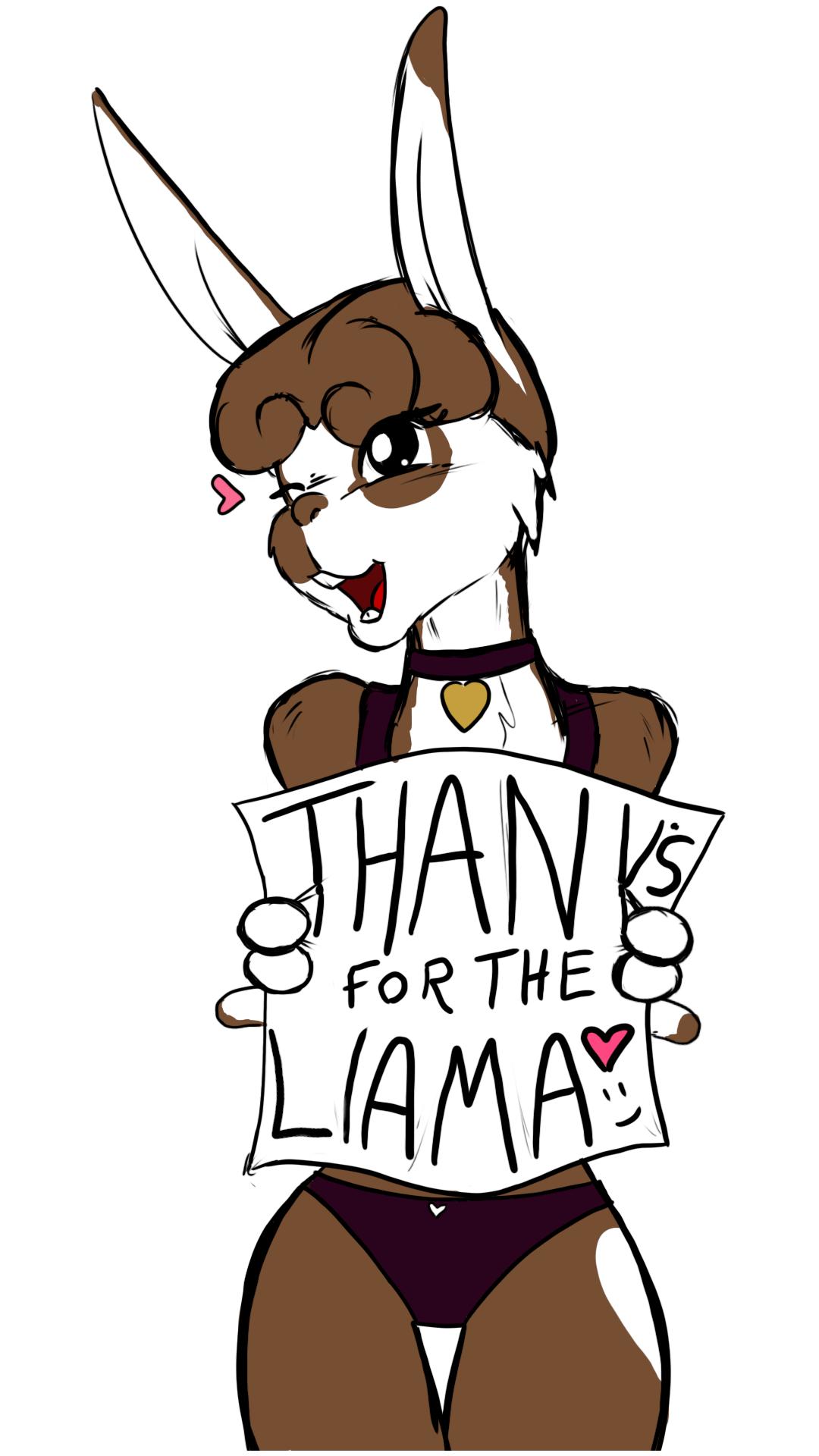 Lita the Lama
