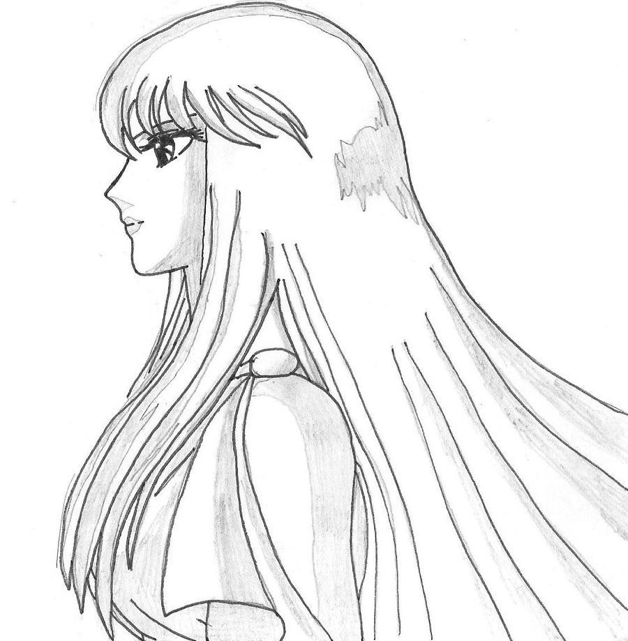 Athena Pallas by kamomillou on DeviantArt