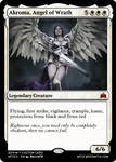 Akroma Angel of Wrath - Sequestered