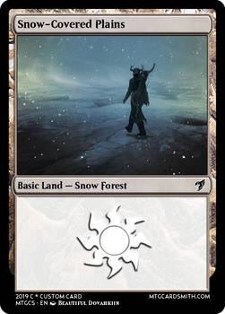 Valla 6 - Snow Covered Plains 2