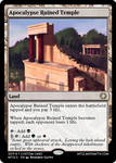 Apocalypse Ruined Temple
