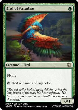Bird of Paradise - Industrial Expansion 2 - Polar