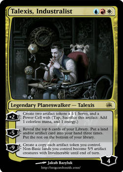 Talexis, Industralist  - Industrial Expansion 1 -