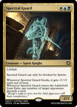 Spectral Guard - Populos 1