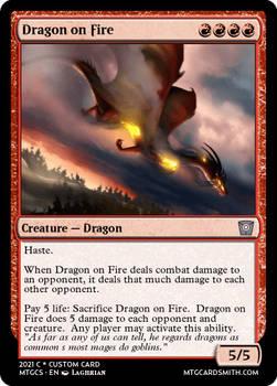 Dragon on Fire -  - Populous 2  - Archenemy
