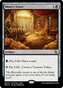 Miser's Trove - Mercadia - Council of Masques