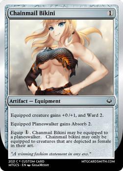 Chainmail Bikini - Shanimar