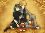 Commission: Haruka x Michiru +