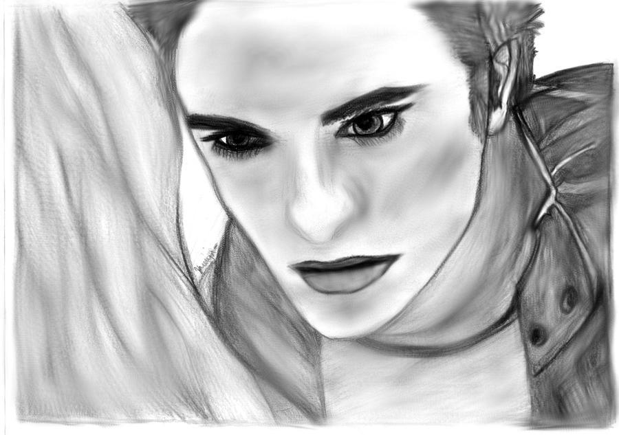 Edward Cullen Drawing By Secret Designs On Deviantart