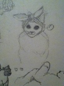 Kitty 2 by regina-nigra