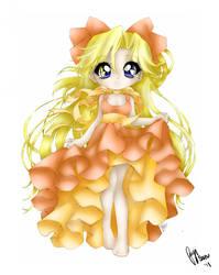 Princess Venus by Fujisuzu