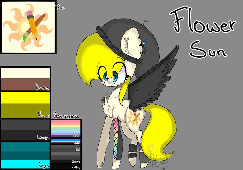 Flower Sun Ref by FlowersunMLE