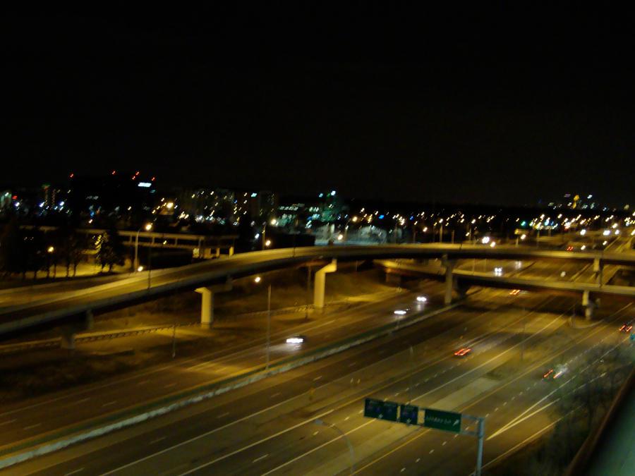 Late Night Traffic by botskey