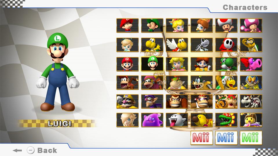 Game Tips Gm Evolution Mario Kart
