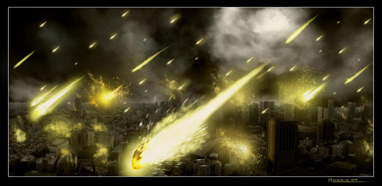 My Apocalypse by TehBeardedOne