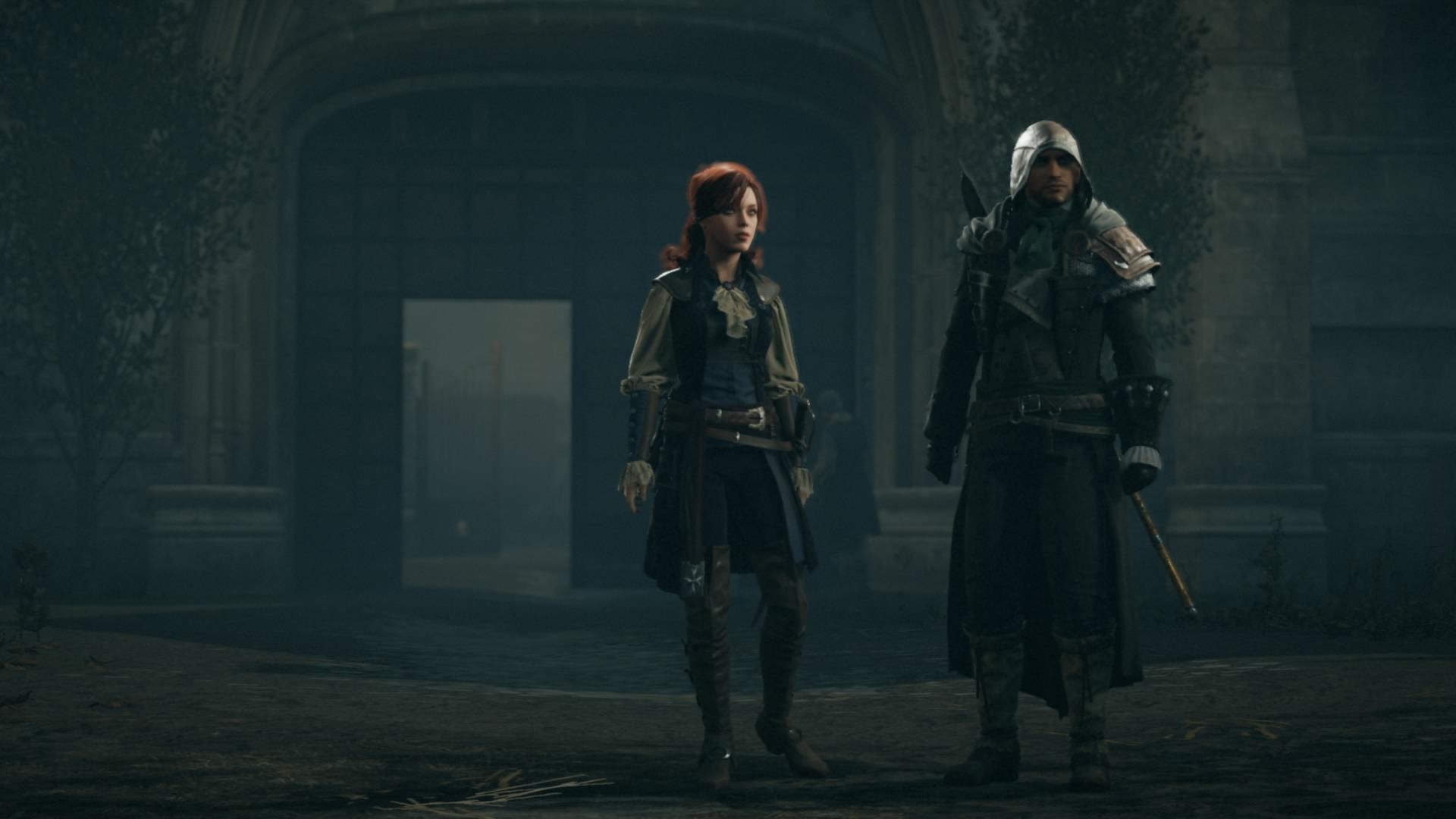 Assassin S Creed Unity Arno And Elise 3 By Treepish On Deviantart