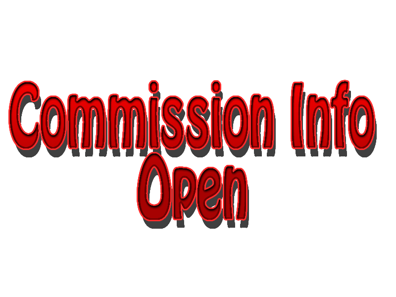 Commission Info logo by Rictor1999