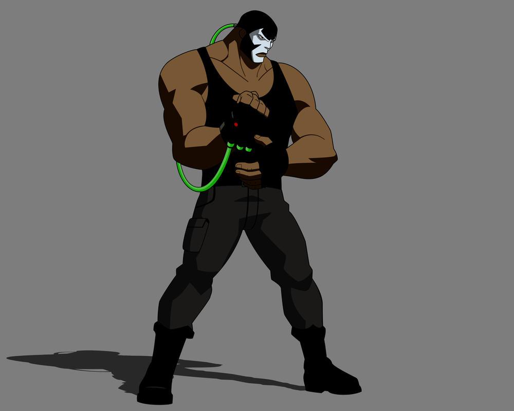 Bane (Update) by BatmanInc