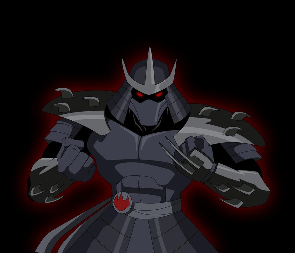 Shredder By Batmaninc On Deviantart