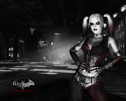 Harley Quinn by BatmanInc