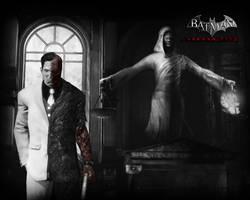 Two-Face (Harvey Dent) by BatmanInc