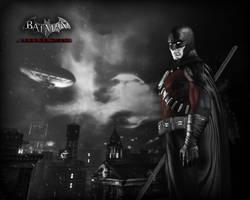 Red Robin (Tim Drake) by BatmanInc