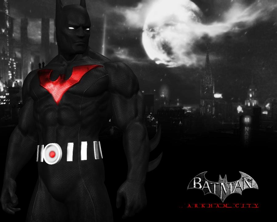 batman beyond by batmaninc on deviantart