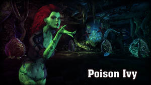 Poison Ivy Wallpaper