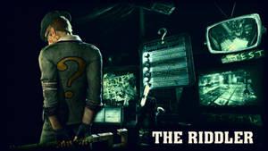 The Riddler (Edward Nigma) Wallpaper 02