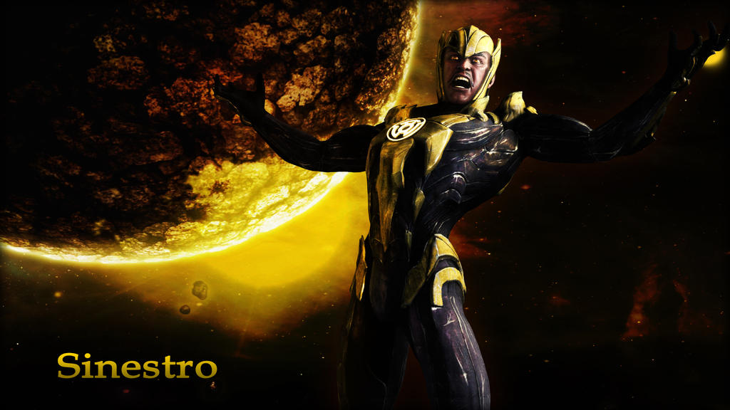 yellow lantern black - photo #17
