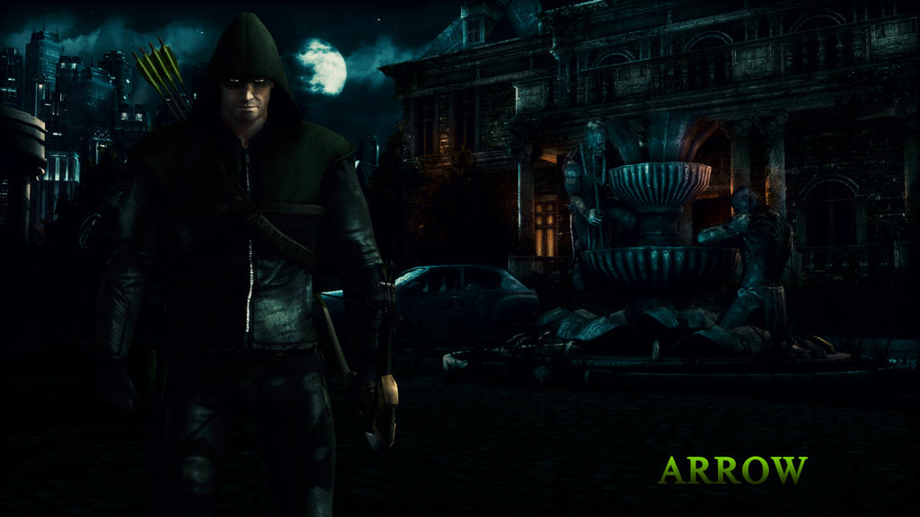 Arrow Wallpaper Update By BatmanInc